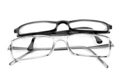optiska exponeringsglas Arkivfoton