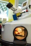 Optiska instrument av kontroll Royaltyfria Foton
