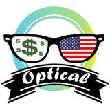 optiskt royaltyfri bild