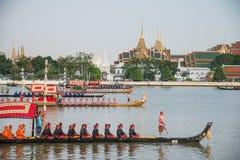Optocht van de Aak van Thailand de Koninklijke Royalty-vrije Stock Foto