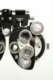 Optometric equipment Stock Photos
