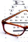 Optometriekonzept Lizenzfreies Stockfoto