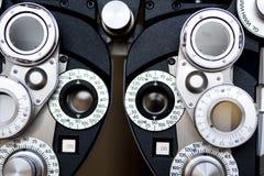 optometrist διόπτρας Στοκ φωτογραφίες με δικαίωμα ελεύθερης χρήσης