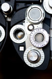 optometrist διόπτρας Στοκ Φωτογραφία