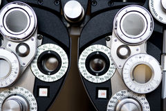 Free Optometrist Diopter. Royalty Free Stock Photos - 22971848