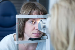 Optometry concept stock images