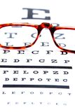 Optometry concept Royalty Free Stock Images