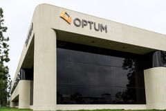 Optum Corporate Headquarters Royalty Free Stock Image