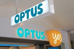 Optus Austrália Imagens de Stock Royalty Free