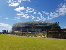 Optus Stadium in  Australia Stock Image