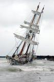opuścić statek Fotografia Stock