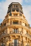 Opulance of Parisian Apartments Royalty Free Stock Photo