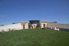 Opus Jeden wytwórnia win w Napy dolinie Fotografia Royalty Free