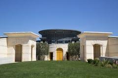 Opus Jeden wytwórnia win w Napy dolinie Obrazy Royalty Free