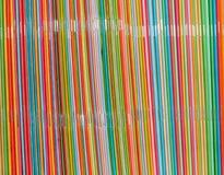 Opuscoli multicolori Fotografia Stock