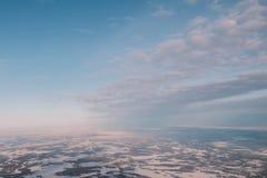 Opuszczać Lapland Obrazy Royalty Free