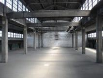 opuszczona fabryka Fotografia Stock
