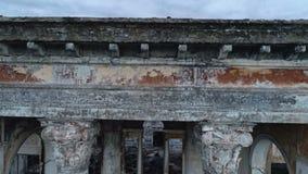 opuszczony budynek zbiory wideo
