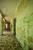 opuszczony budynek Fotografia Stock