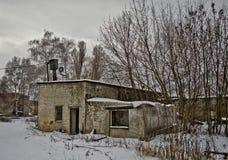 opuszczony budynek Obraz Stock