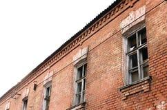 opuszczony budynek fotografia royalty free