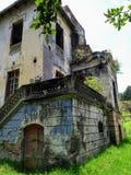 opuszczony dom obraz stock