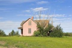 opuszczony dom Zdjęcia Stock