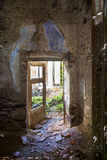 opuszczony dom Fotografia Royalty Free