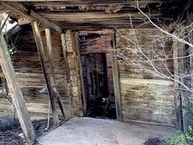 opuszczony dom Obraz Royalty Free