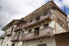 opuszczony dom kolonizatora Zdjęcia Stock