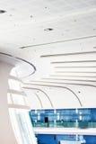 Opwindende eigentijdse architectuur Royalty-vrije Stock Afbeelding