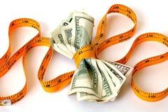 Orçamento apertado foto de stock royalty free