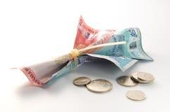 Orçamento apertado Fotos de Stock