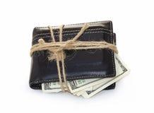 Orçamento apertado fotografia de stock royalty free