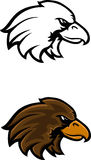 Orła głowy tatuaż ilustracji