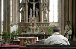 Oração Fotos de Stock Royalty Free