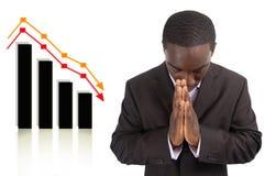 Oração da mudança da prosperidade fotos de stock royalty free