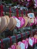 Oração japonesa Imagens de Stock Royalty Free