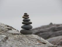Oração sete de pedra Imagem de Stock Royalty Free