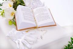 Orações litúrgicas imagens de stock