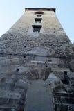 Ora di Torre a Lucca Fotografia Stock
