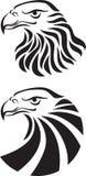 orła głowy tatuaż Obrazy Stock