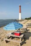 Spiaggia 3 di Jresey Immagine Stock
