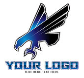 orła symbol Zdjęcie Stock