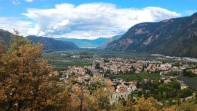 Ora (Trentino/Altoadige) Fotografia Stock Libera da Diritti