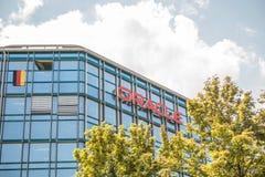 Oracle慕尼黑 免版税库存图片