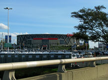 Oracle Arena Royalty Free Stock Photography