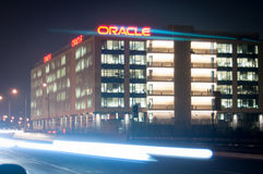 Oracle-bureaus Stock Fotografie