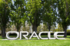 Oracle Corporate Headquarters Stock Photography