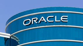 Oracle Corporate Headquarters stock video footage